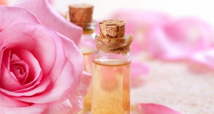 propriétés de l'eau de rose