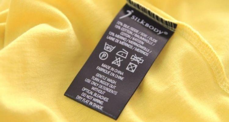 laver la soie dans la machine à laver